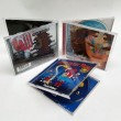 CD duplication, jewel case retail ready packaging.