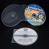 CD in Clam shell