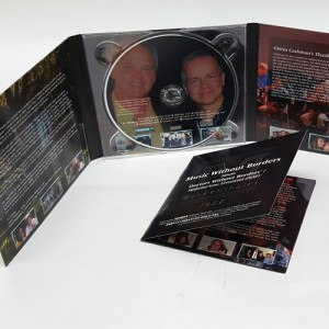 CD in 6 panel digipak