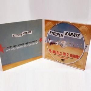 CD digipak 4 panel