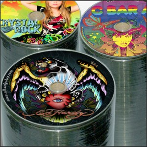 CD Duplication and printing