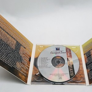 Digipak 6 panel retail ready