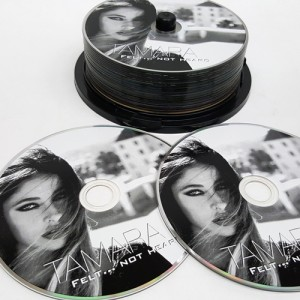 CD audio duplication