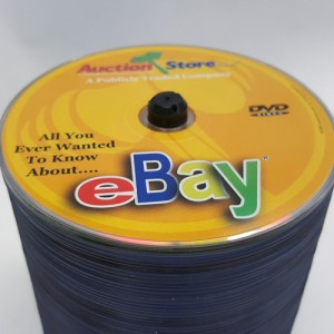 DVD duplication and printing