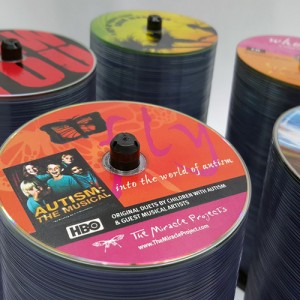 DVD duplication and printing bulk
