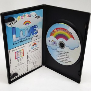 DVD duplication and packaging