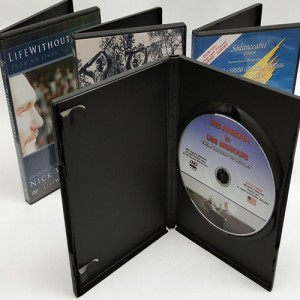 DVD retail ready packaging