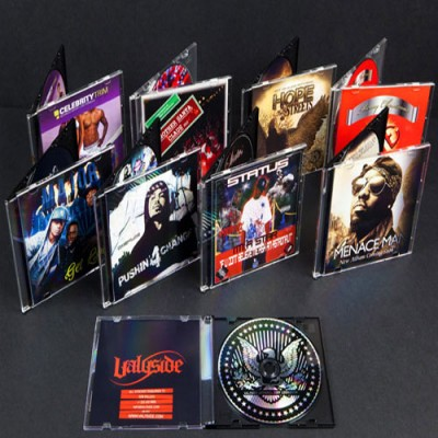 CD slim jewel case